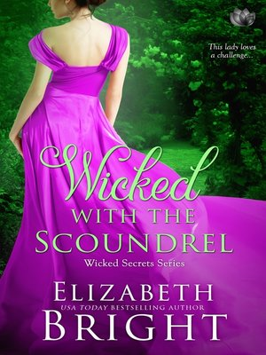 cover image of Wicked With the Scoundrel