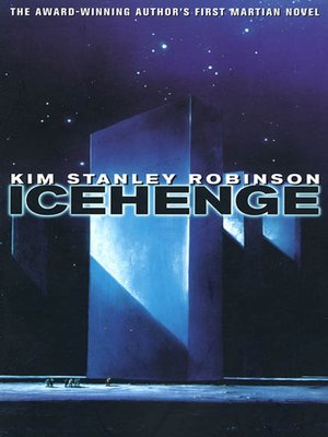 cover image of Icehenge