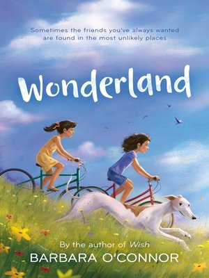 cover image of Wonderland