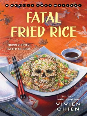 cover image of Fatal Fried Rice