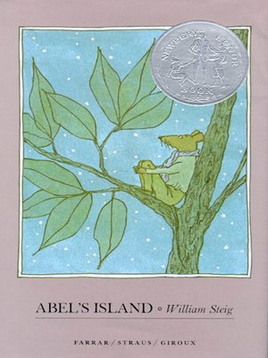 cover image of Abel's Island