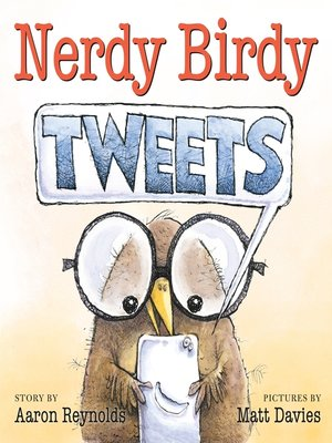 cover image of Nerdy Birdy Tweets