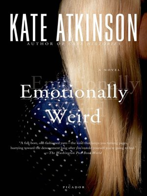 cover image of Emotionally Weird