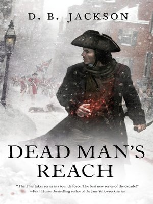 cover image of Dead Man's Reach