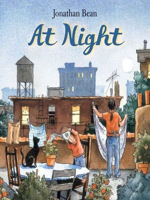cover image of At Night