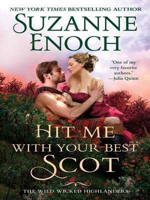 cover image of Hit Me With Your Best Scot