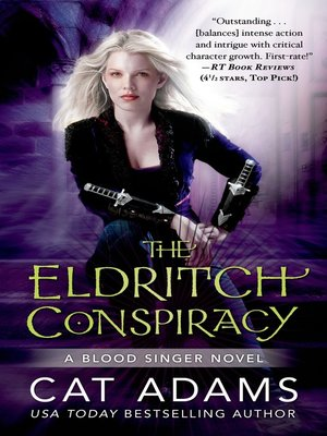 53 Results For The Eldritch Conspiracy Blood Singer Cat Adams