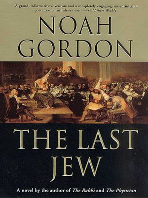 cover image of The Last Jew