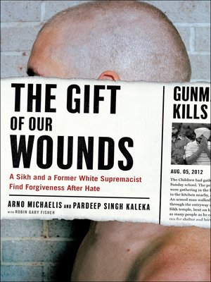 cover image of The Gift of Our Wounds