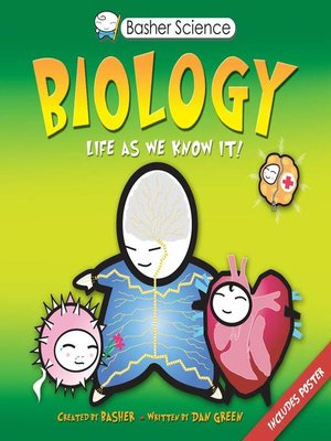 cover image of Basher Science--Biology