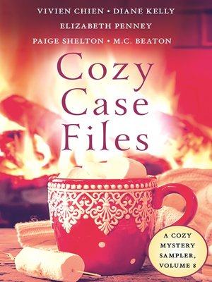 cover image of Cozy Case Files, a Cozy Mystery Sampler, Volume 8