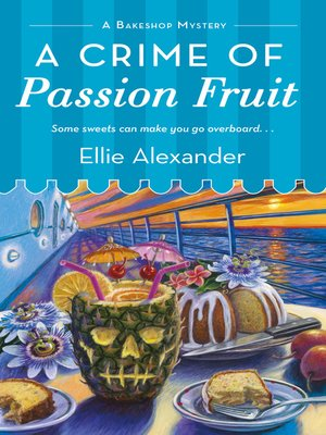 cover image of A Crime of Passion Fruit