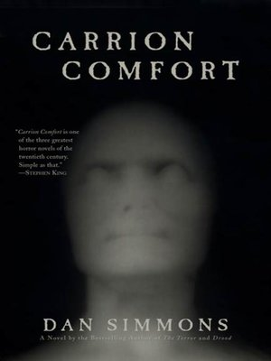 cover image of Carrion Comfort