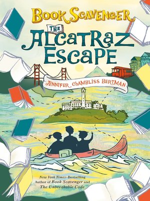 cover image of The Alcatraz Escape