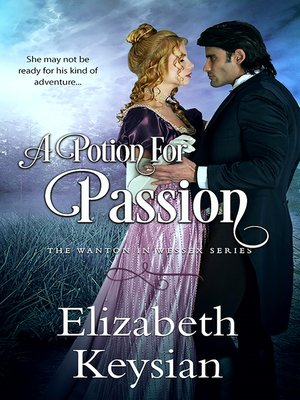 cover image of A Potion for Passion
