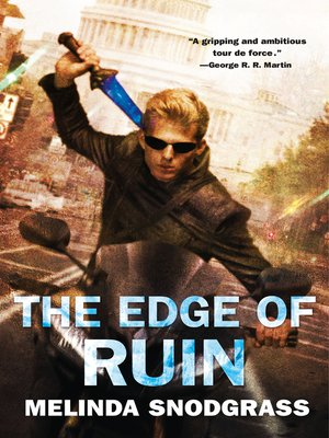 cover image of The Edge of Ruin