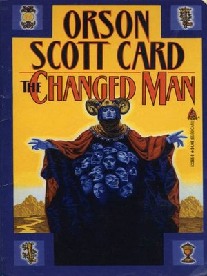 cover image of The Changed Man