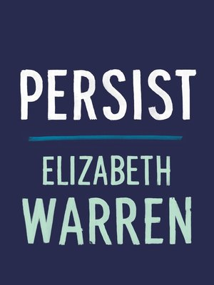 cover image of Persist