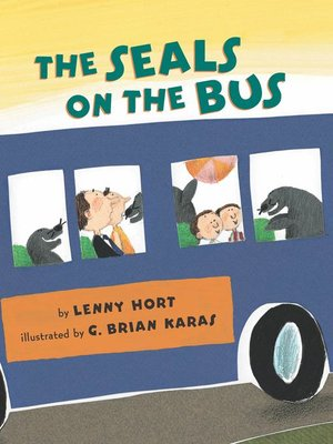 cover image of The Seals on the Bus