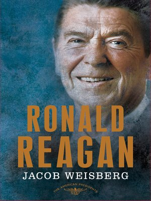 cover image of Ronald Reagan, The 40th President, 1981-1989