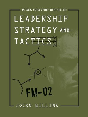 cover image of Leadership Strategy and Tactics