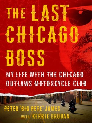 cover image of The Last Chicago Boss