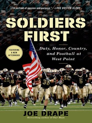 cover image of Soldiers First