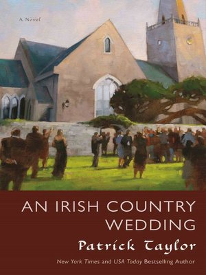 cover image of An Irish Country Wedding