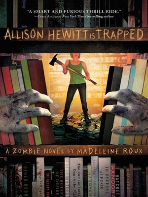 cover image of Allison Hewitt Is Trapped