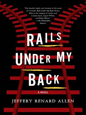 cover image of Rails Under My Back
