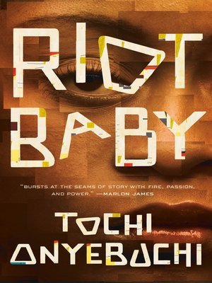 cover image of Riot Baby