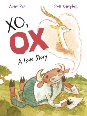 cover image of XO, OX