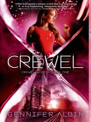 cover image of Crewel