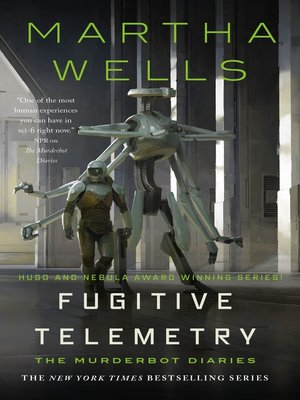 cover image of Fugitive Telemetry