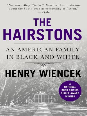 cover image of The Hairstons