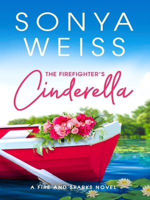 cover image of The Firefighter's Cinderella