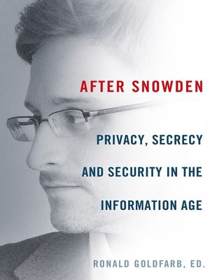 cover image of After Snowden