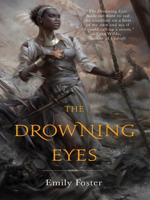 cover image of The Drowning Eyes