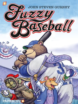 cover image of Fuzzy Baseball