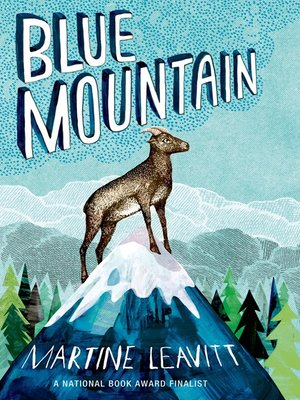 cover image of Blue Mountain