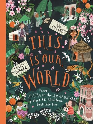 cover image of This Is Our World