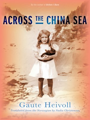 cover image of Across the China Sea