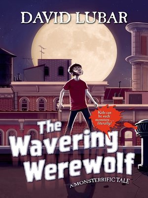 cover image of The Wavering Werewolf