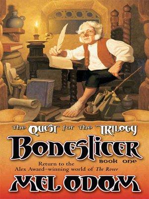 cover image of Boneslicer