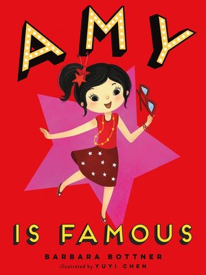 cover image of Amy Is Famous