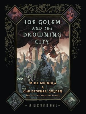 cover image of Joe Golem and the Drowning City