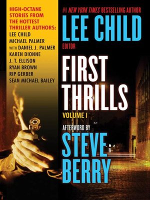 cover image of First Thrills, Volume 1