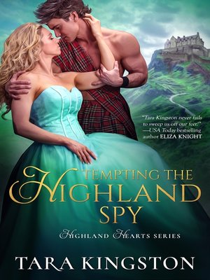 cover image of Tempting the Highland Spy