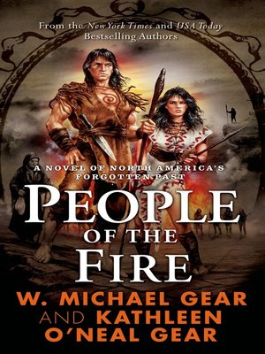 cover image of People of the Fire