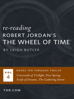 cover image of Wheel of Time Reread, Books 10-12